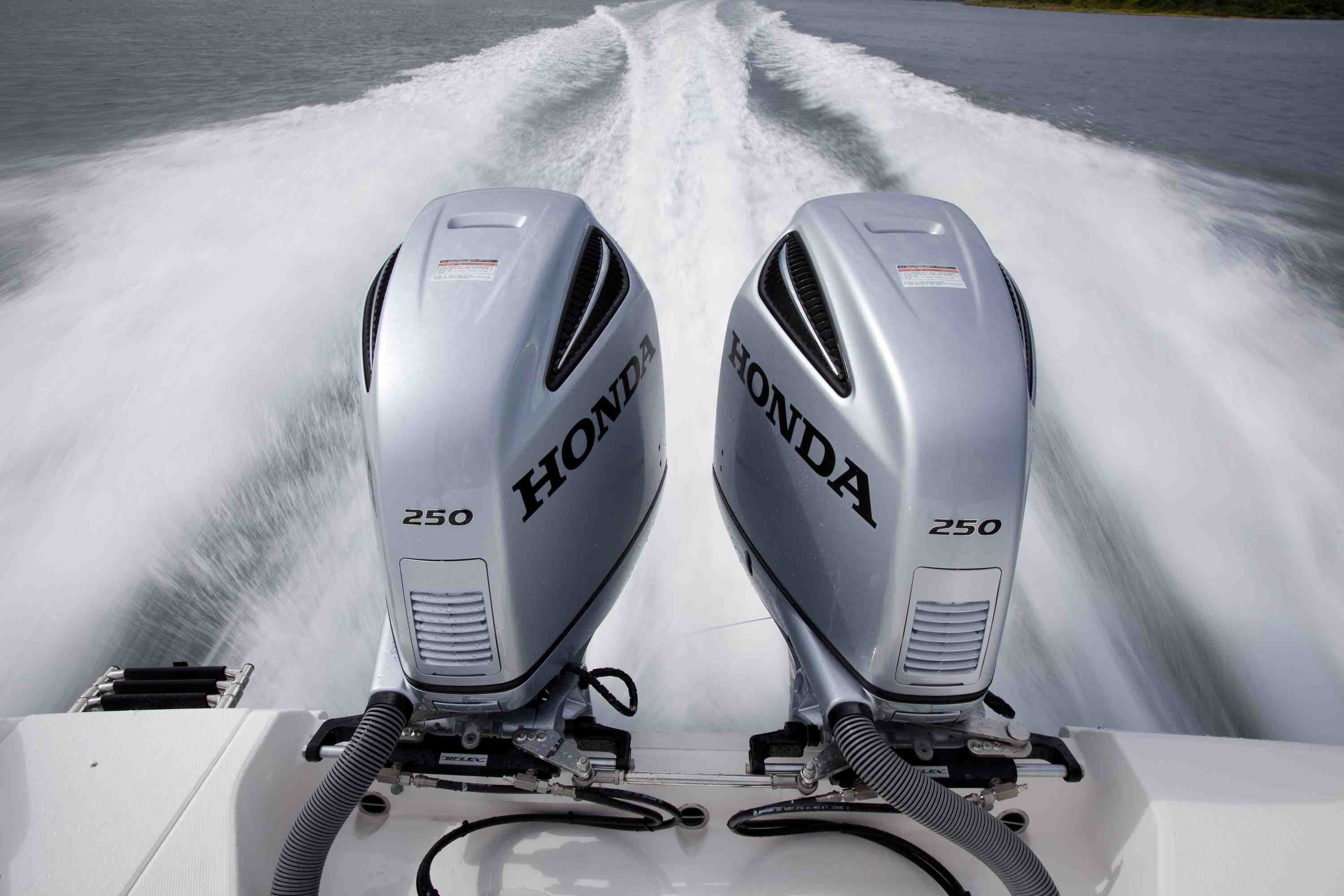 The Outboard Paint Shop - Decals for boat motors
