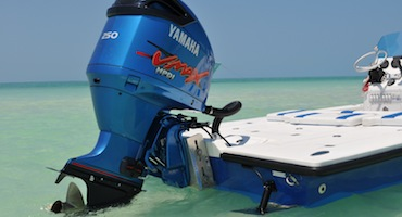 CUSTOM COLOR OUTBOARD MOTOR REFINISHING