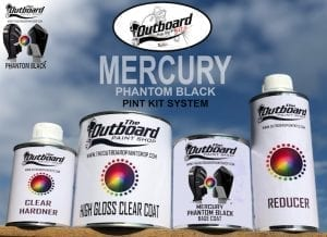 The Outboard Paint Shop   Factory & Custom Outboard Refenishing