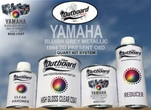 The Outboard Paint Shop | Factory & Custom Outboard Refenishing